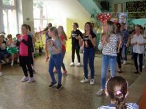 Deň matiek tanec