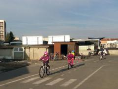 Jazda na bicykli 1