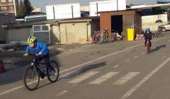 Jazda na bicykli 4