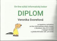 Svoreňová